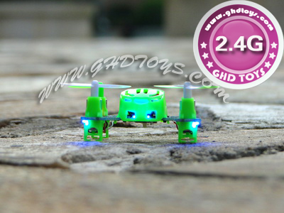 2.4G super mini remote control flying saucer